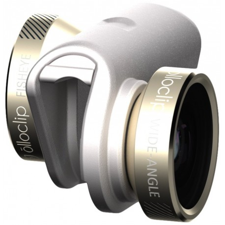 Olloclip 4 en 1. Objetivos para iPhone 6, iPhone 6S, iPhone 6 Plus, iPhone 6S Plus