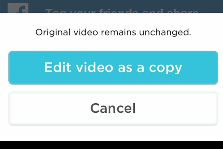 Rehacer un vídeo de fotos con Animoto