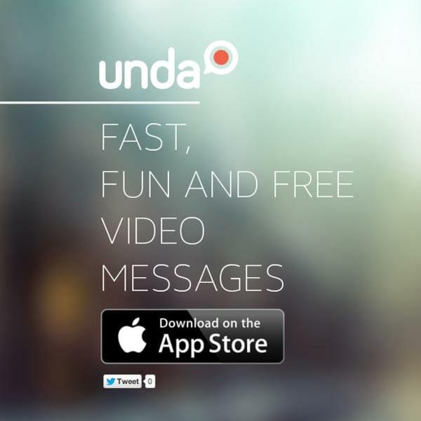 Cómo hacer un vídeo con Unda