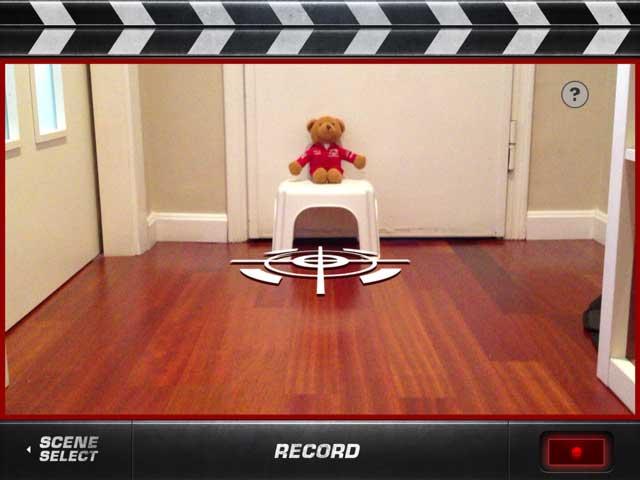 Action Movie FX - con el marco rojo no pares de grabar