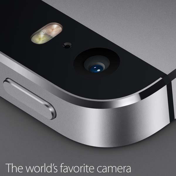nueva camara iphone 5S Tope de Gama