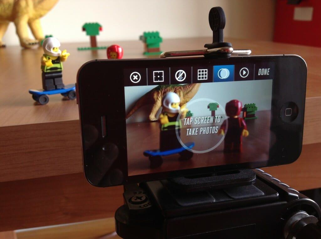 Stop Motion con Lego