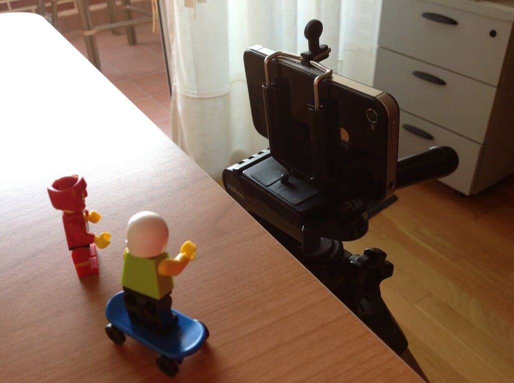 Hacer stop motion con iphone