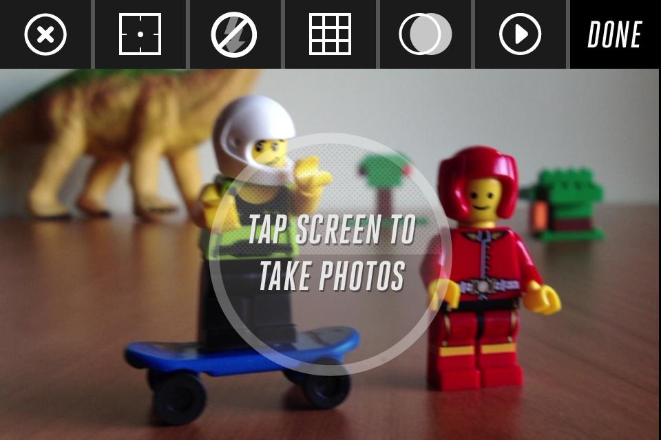 Grabar con Lego Movie Maker