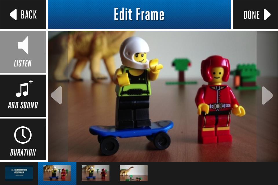 Editar una imagen con Lego