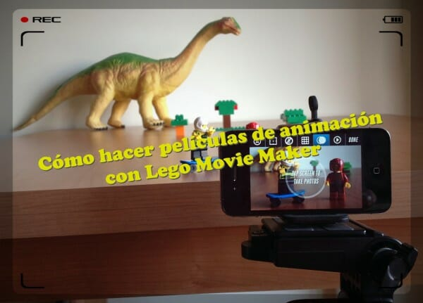 Cómo hacer películas de animación con Lego Movie Maker