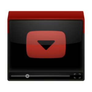 App YouTubeDownloader de Android para descargar vídeos de YouTube Logo
