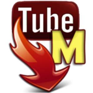 App TubeMate de Android para descargar vídeos de YouTube Logo