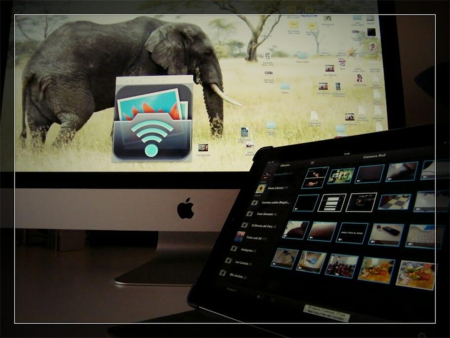 Photosync aplicación