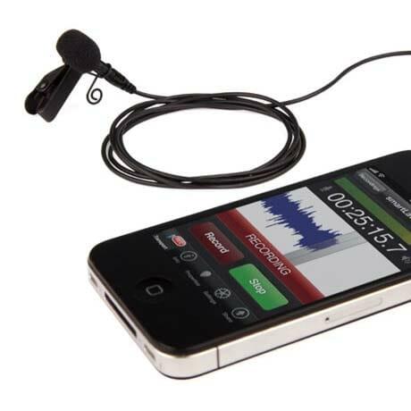 Grabar audio con dispositivos móviles Smartlav de Rode