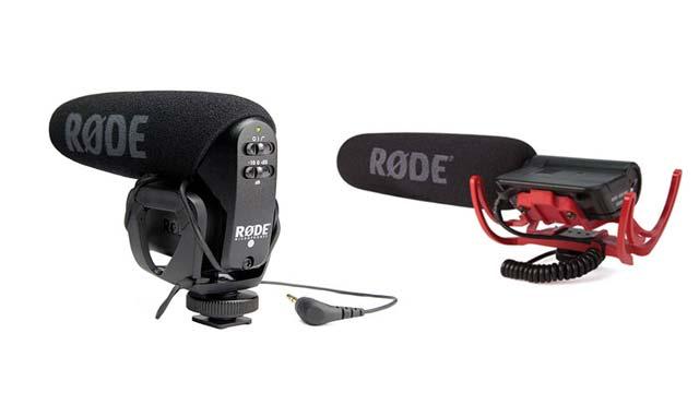 Grabar audio con dispositivos móviles Videomic de Rode
