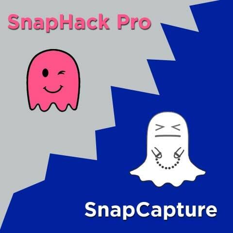 Estas dos Apps: Snapcapture y SnapHack evitan las notificaciones de captura de pantalla de Snapchat