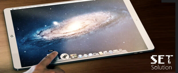 iPad Pro: nuevos conceptos, nuevos retos