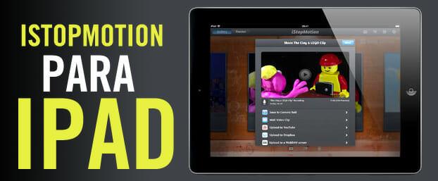iStopMotion para iPad, ahora más sencillo