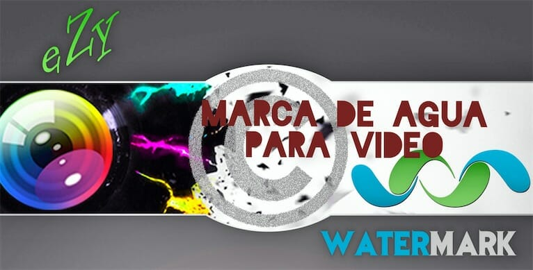 Marca de agua para video