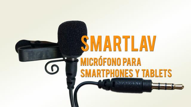 RODE Smartlav, micro de solapa para smartphones y tablets