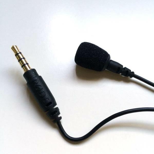 Rode Smartlav conector TRRS o minijack 4 contactos o jack 3.5 mm