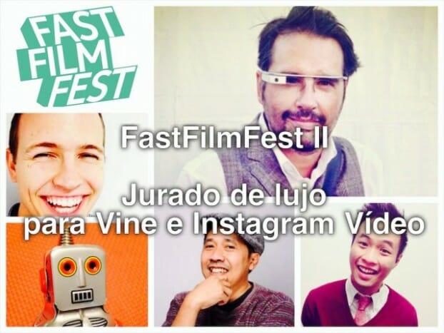 FastFilmFest, jurado de lujo para el festival de Vine e Instagram Vídeo