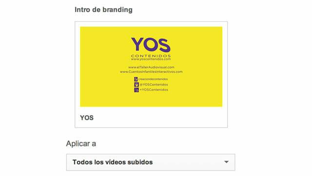 Vídeo Intro o Intro de Branding para Youtube - Elige tu cabecera de vídeo de hasta 3 segundos