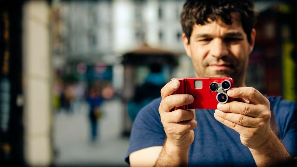 Neill Barham, creador de FiLMiC Pro