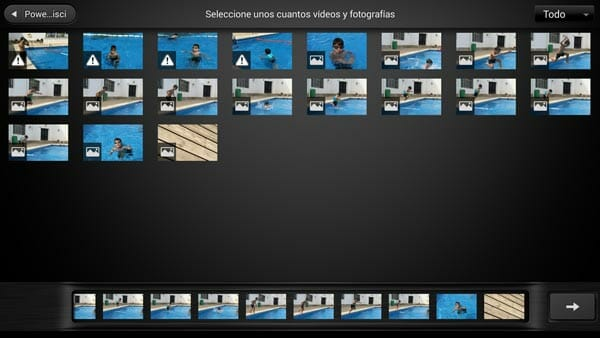 Aplicación para editar vídeo en Android - KineMaster