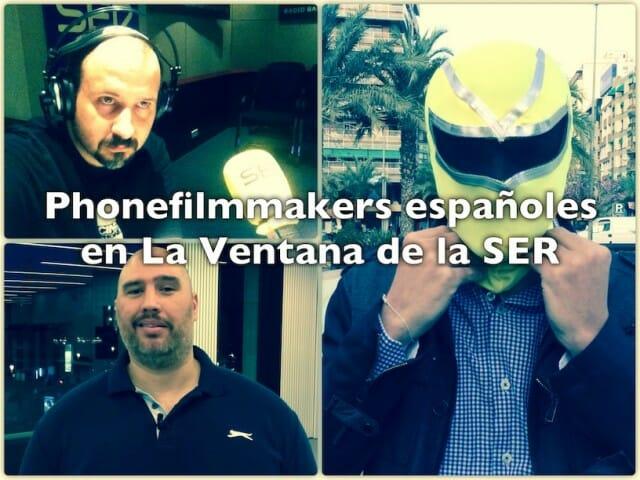PhoneFilmMakers españoles
