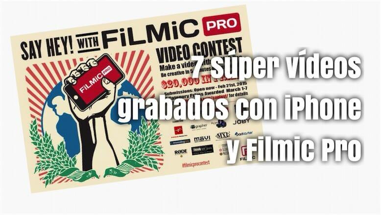 Concurso Filmic Pro