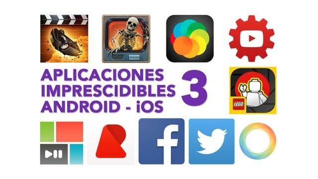 Aplicaciones imprescindibles para hacer vídeo en el móvil 3 – iOS y Android