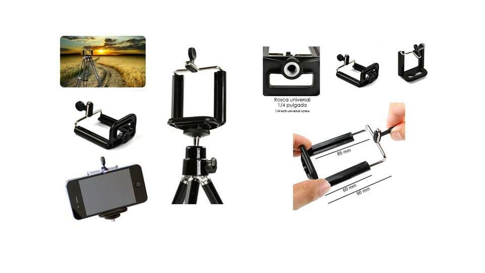 Tres Accesorios Baratos Para Grabar Con Móviles Eltalleraudiovisual