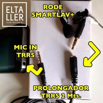 Como conectar un Smartlav a un móvil
