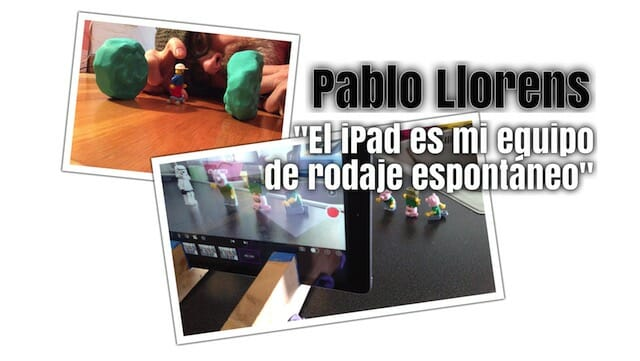 Entrevista a Pablo Llorens, animador stop motion