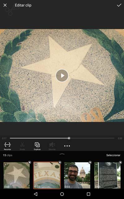 Haz vídeos con fotos y música con VivaVideo para Android y para iOS