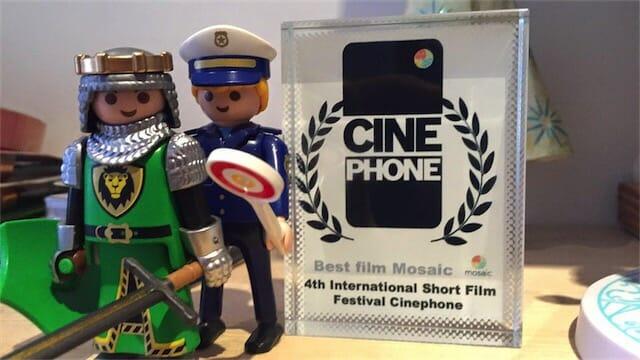Cinephone 2015, Premio del Público