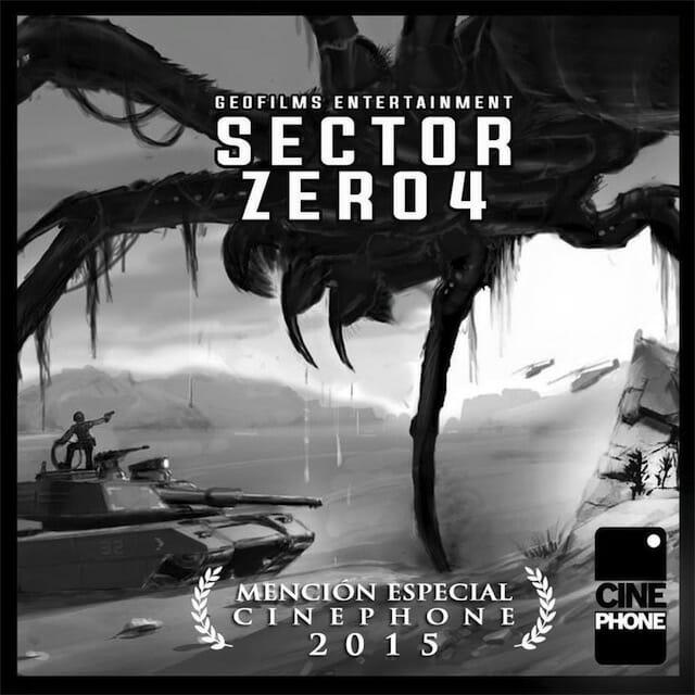 Cinephone 2015, Mención Especial a Sector Zero 4