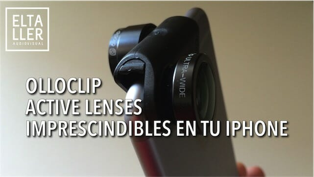 Lentes para iPhone Olloclip Active Lenses