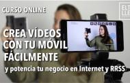 Aprende a hacer vídeos con el móvil con el mejor curso online