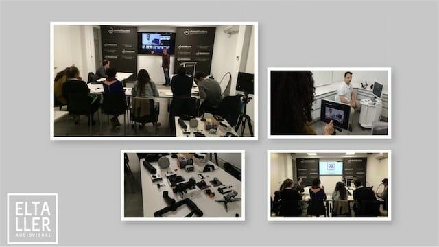 Curso online para hacer vídeos con el móvil