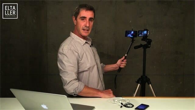 Curso de vídeo con móviles con BQ