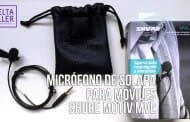 Micrófono de solapa para móviles Shure MOTIV MVL