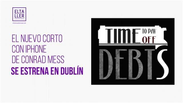 El nuevo corto de Conrad Mess se estrena en Dublín