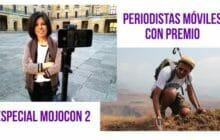 Periodistas móviles con premio. Thomson Foundation