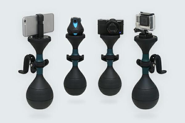 Estabilizador de vídeo LUUV