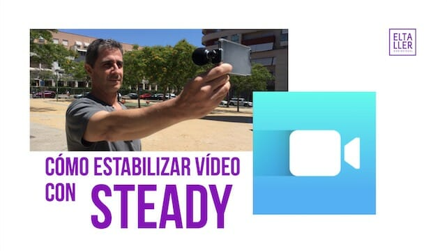 Estabilizar vídeo