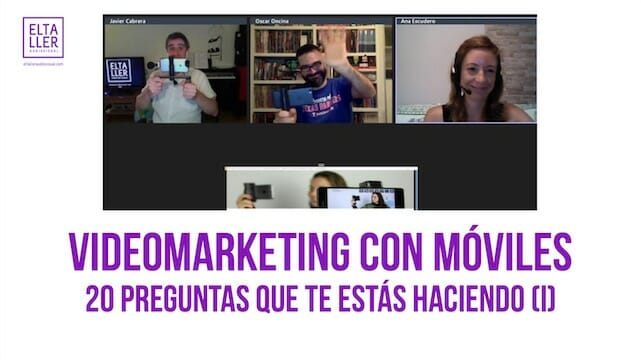 Videomarketing con móviles