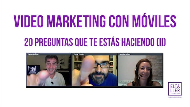 Videomarketing móviles