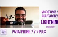 Micrófonos Lightning para iPhone 7: descúbrelos