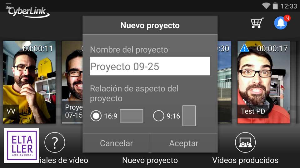 Ya puedes editar vídeo vertical con PowerDirector, editor de vídeo Android