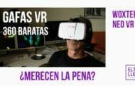 Gafas 360 baratas: ¿merecen la pena? Qué puedes ver con las gafas VR