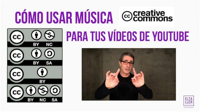 Cómo usar música en vídeos de Youtube con licencias Creative Commons dbac1400703