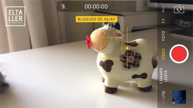 Cómo hacer vídeos con iPhone